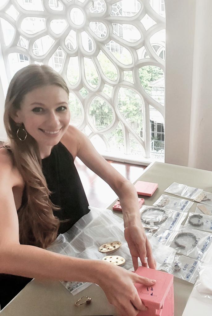 Deepwear Jewelry prototype