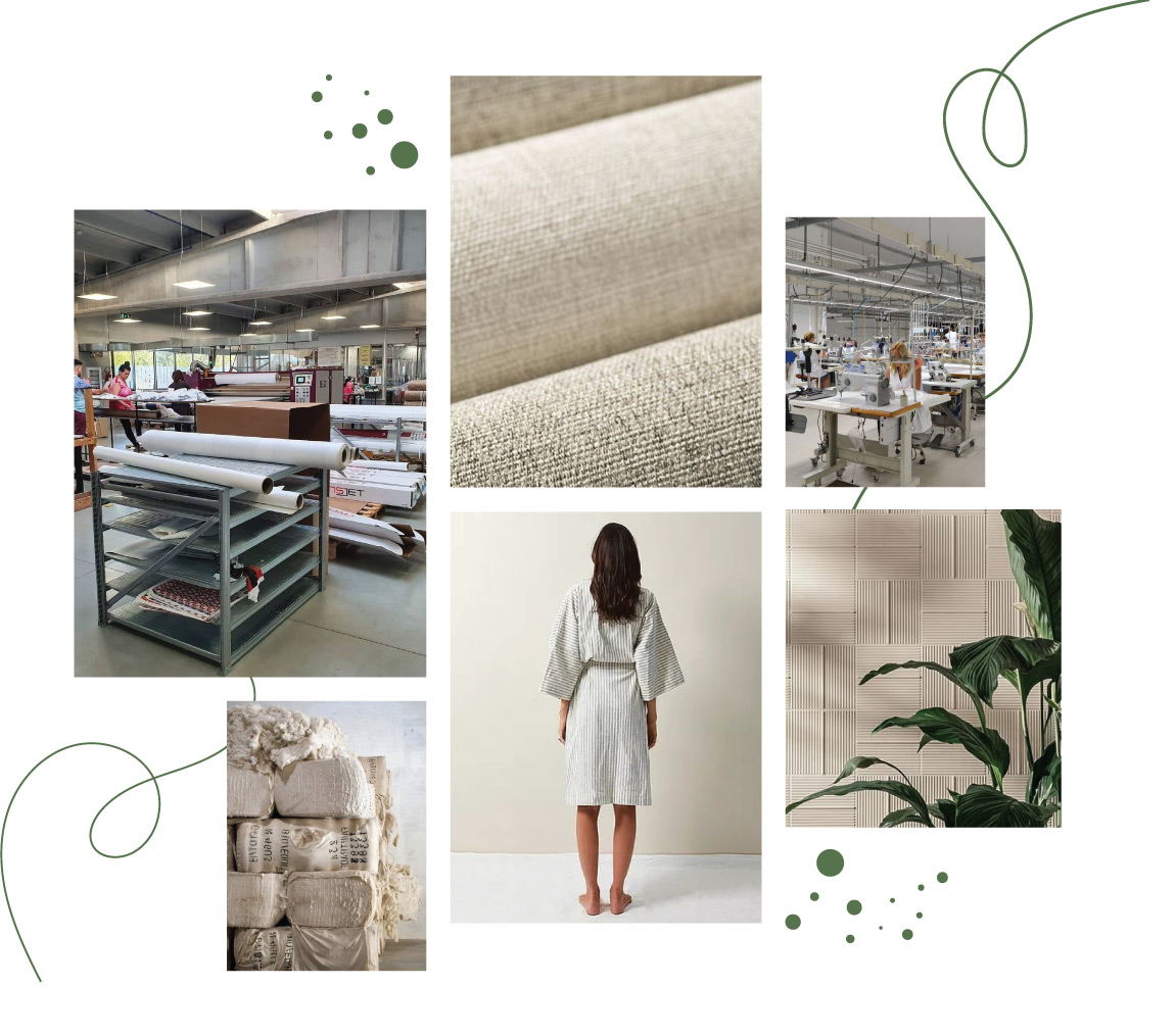 Deepwear Ethical sourcing and manufacturing