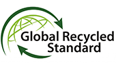 Global Recycled Standard certified logo