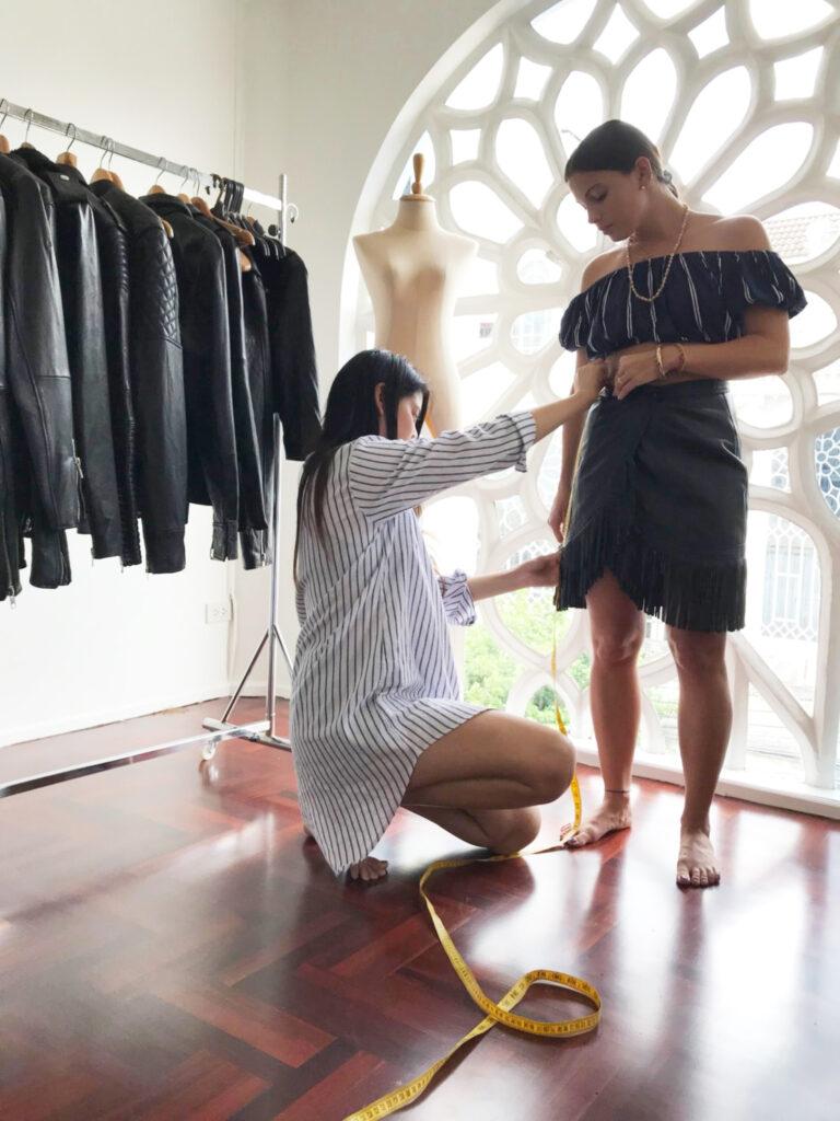 Customized clothing design