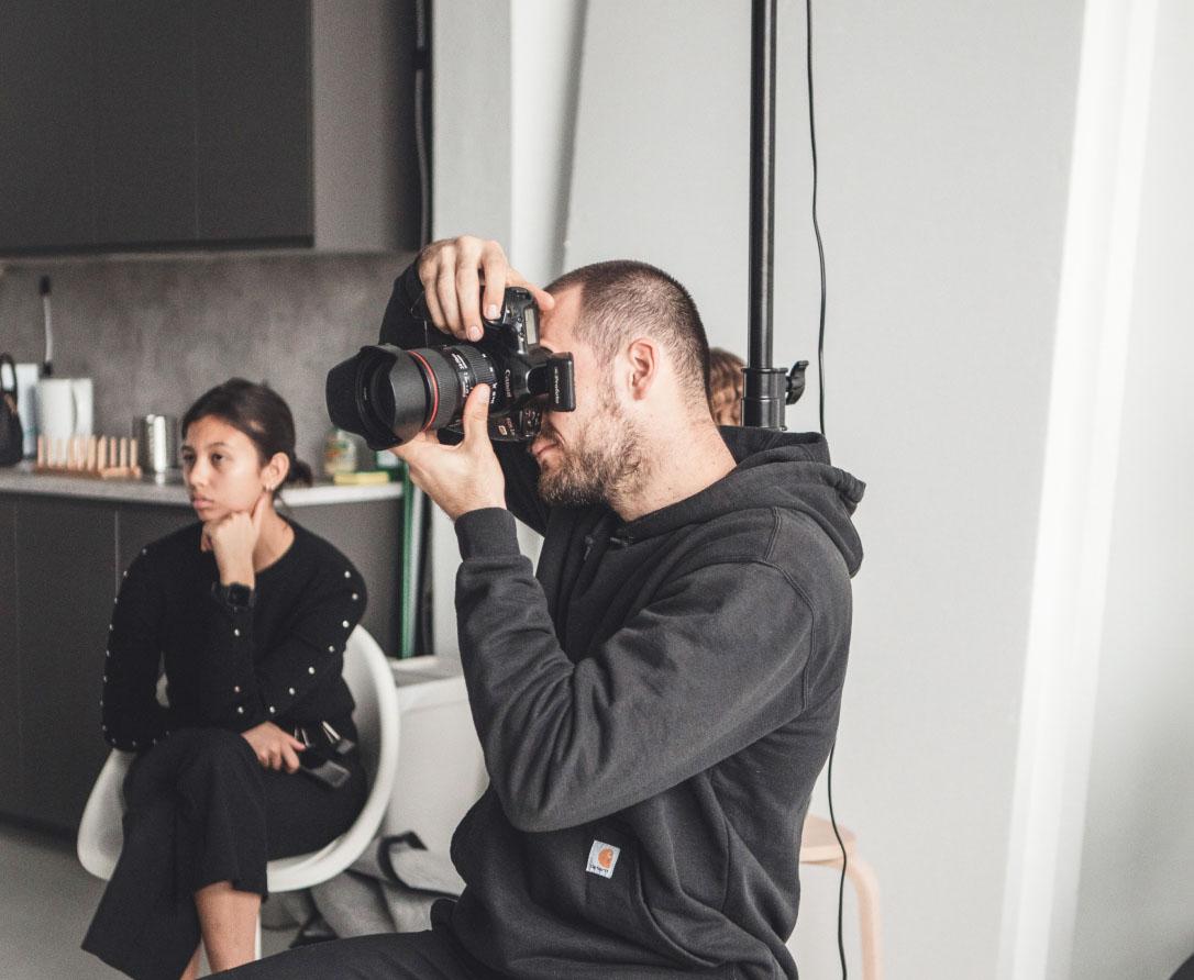 Professional Fashion Photographers